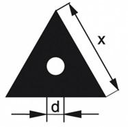 Triangle Capillary