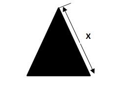 Triangle Rod